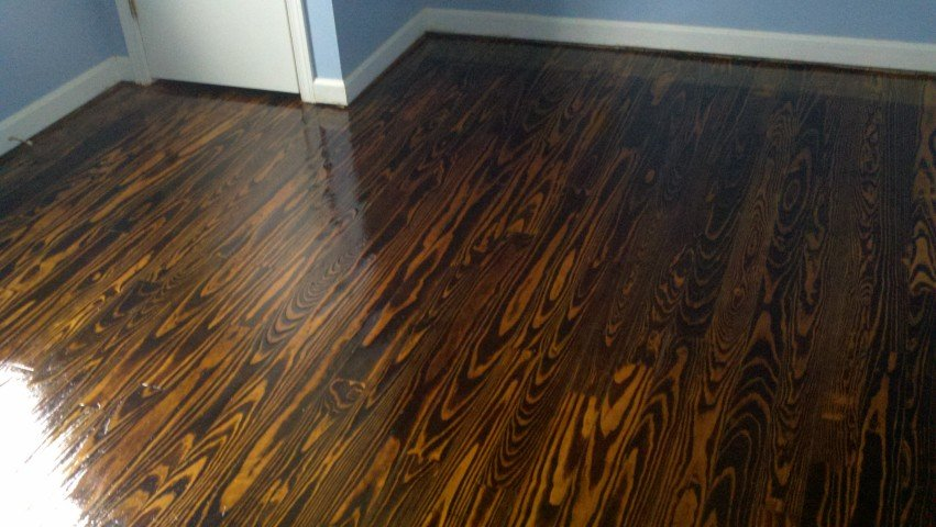 Hardwood floor resurfacing oakland twp fabulous floors for Resurfacing wood floors